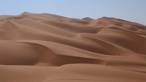 Desierto Rub-al-Khali