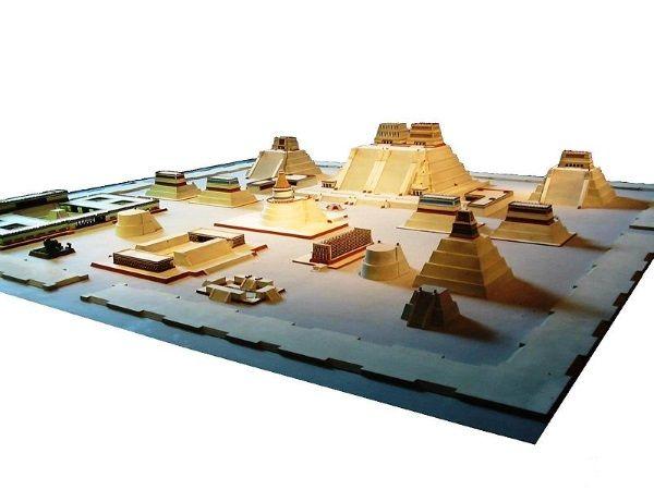 conformacion de tenochtitlan