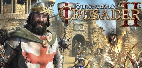 stronghold crusader portada