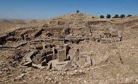El templo de la imagen, que es el más antiguo del mundo, podría albergar el primer pictograma de la Historia