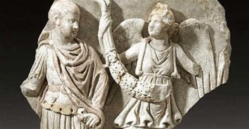 relieve romano turco