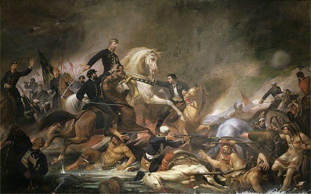 batalla campo grande paraguay