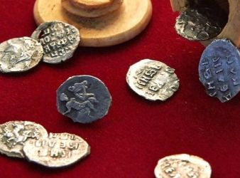 monedas siglo xvi rusia