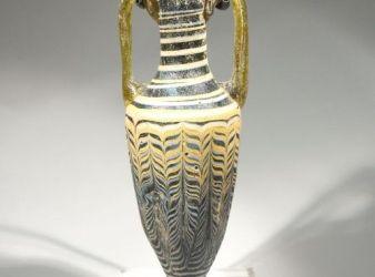 anfora helenistica de cristal