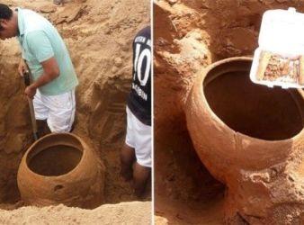 hallazgo arqueologico bolivia