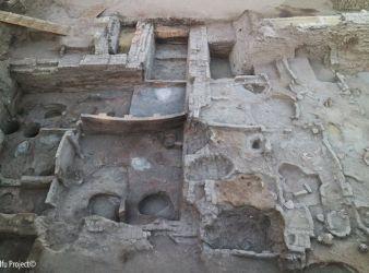 complejo administrativo tell edfu egipto