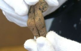 estatuilla prehistorica venus chequia