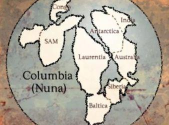 supercontinente columbia