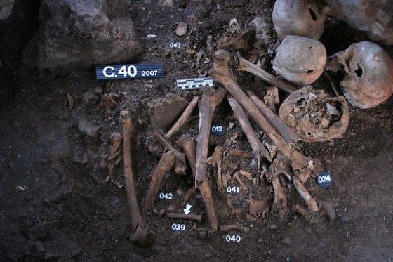 restos Cueva de los Cuarenta en Córdoba
