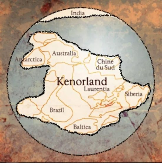 kenorland supercontinente