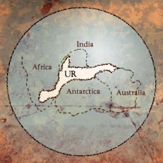 supercontinente ur