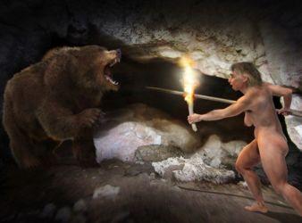 fuego neandertales