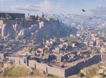 Assassin's Creed Odyssey atenas