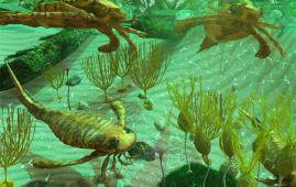 recreacion fauna periodo devonico