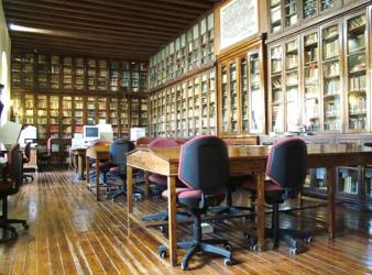 sala consulta Archivo General Militar de Avila