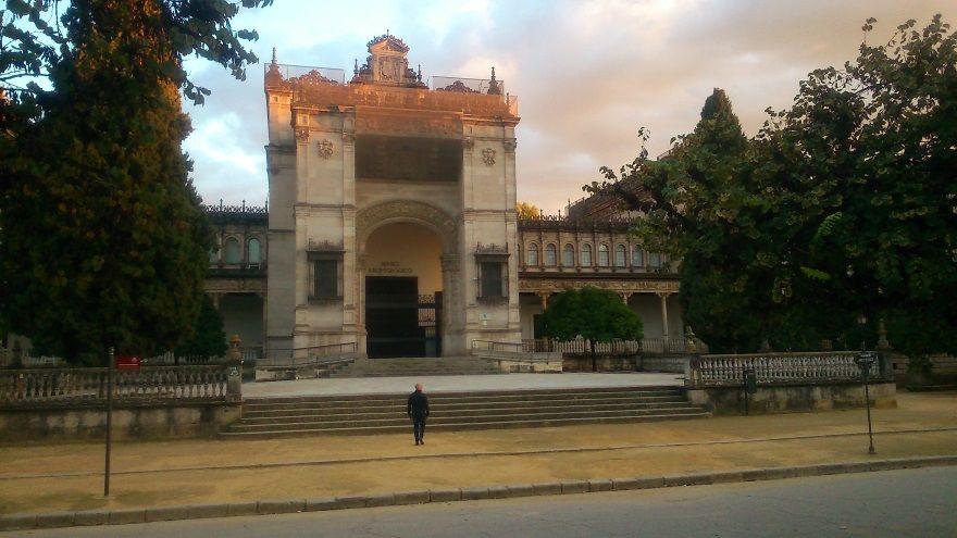 museo arqueologico sevilla