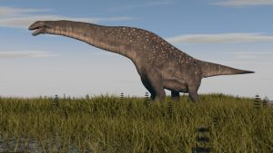 dinosaurio titanosaurus