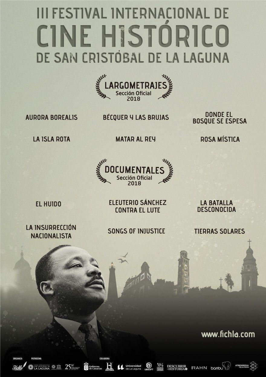 Festival Internacional de Cine Histórico de La Laguna