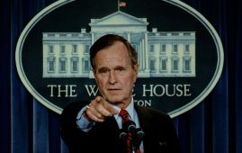 muere george bush
