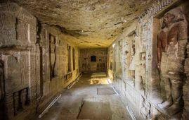 tumba sacerdote egipto