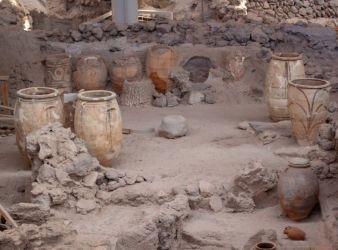akrotiri la pompeya minoica
