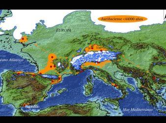 ruta humanos entrada europa