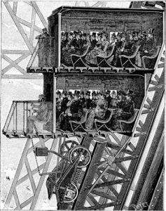 ascensores otis torre eiffel