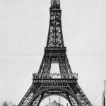 montaje parte superior torre eiffel