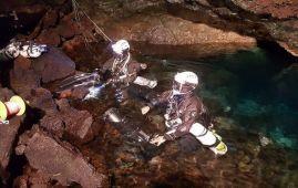 tunel de la atlantida en lanzarote