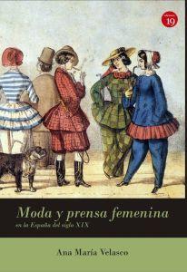 portada libro Moda y prensa femenina en España