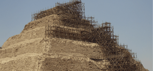 piramide de djoser egipto