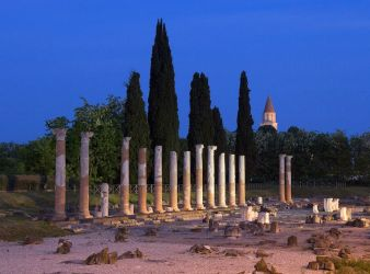 foro romano aquileia