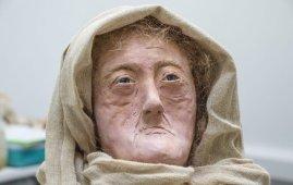 reconstruccion rostro mujer druida