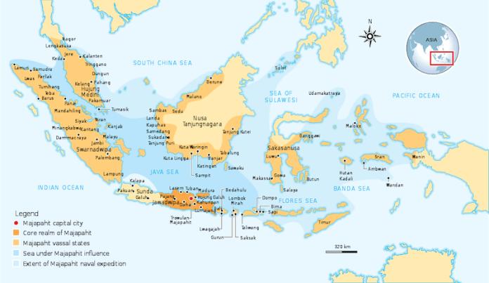 reino Majapahit