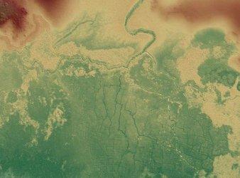 sistema de humedales mayas