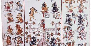 origen mitologico de los mixtecas