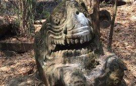 estatua makara