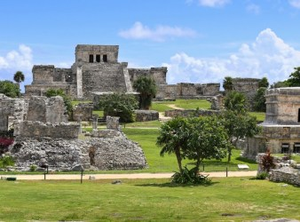 ruinas tulum mayas