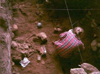 yacimiento camerun homo sapiens