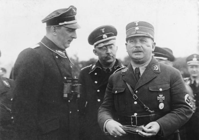 lideres nazis