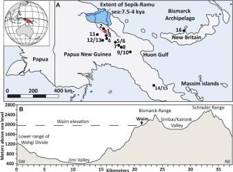 prehistoria oceania