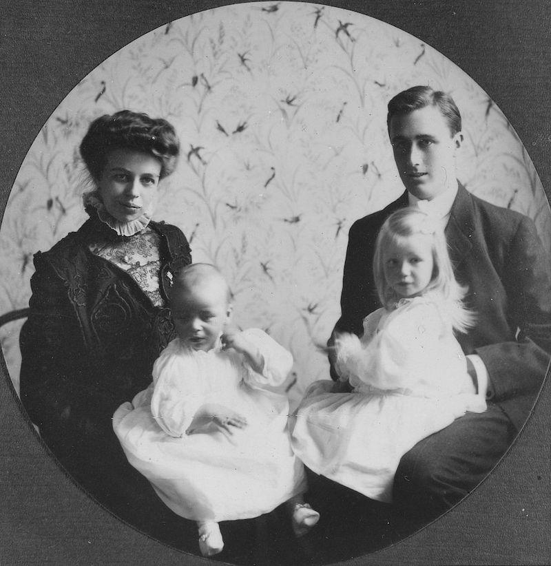 Eleanor y franklin roosevelt