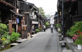 pueblo takayama japon