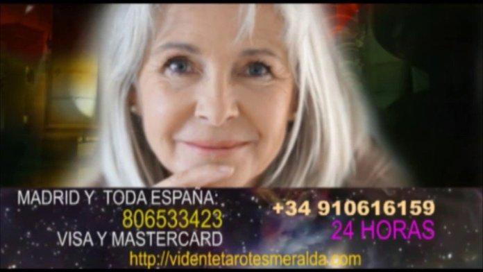 Las mejores VIDENTES de Madrid, las más recomendadas y tarotistas buenas en Madrid