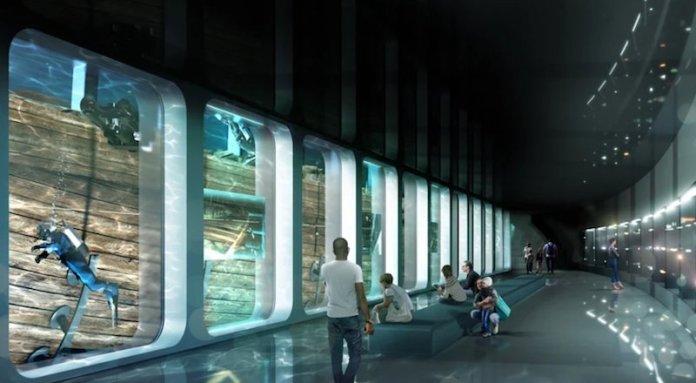imagen proyecto museo barco hundido
