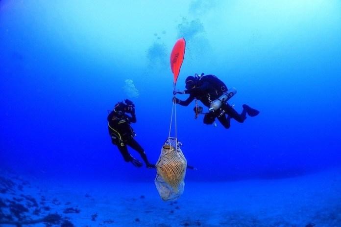 naufragio romano costas grecia