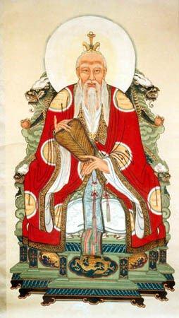 Daode Tianzun el gran puro