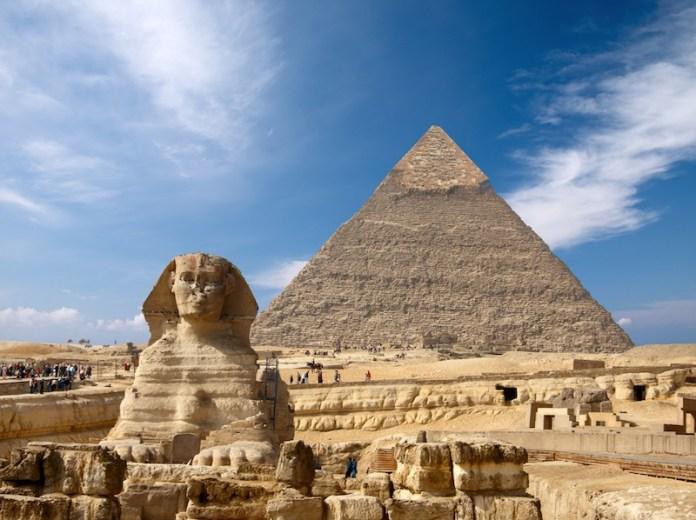 periodos antiguo egipto