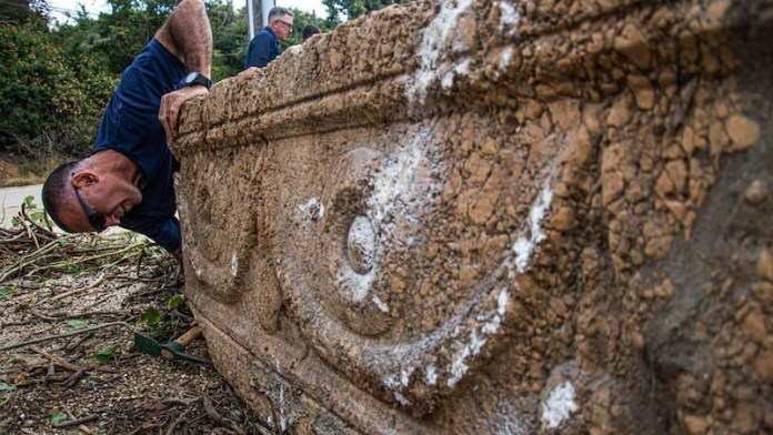 sarcofago israel