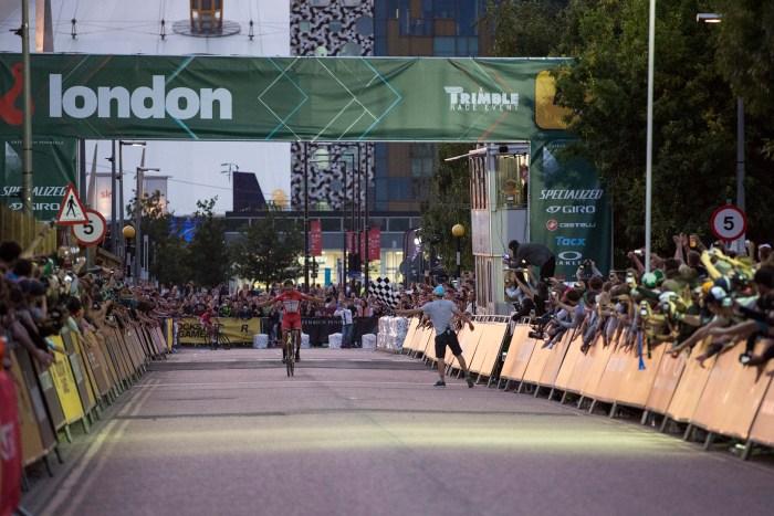 London No.2 Men's Finish